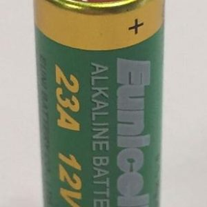 12V A23 Mercury Free Alkaline Battery-1